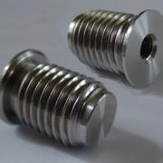 Deck insert bolts
