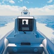 Colnago Marine RIB Ullman Suspension Seats RHIB 15