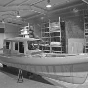 Colnago Marine RIB Ullman Suspension Seats RHIB 19