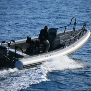 Colnago Marine RIB Ullman Suspension Seats RHIB 2