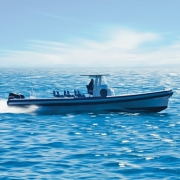 Colnago Marine RIB Ullman Suspension Seats RHIB 25