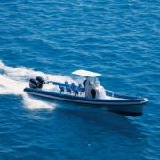Colnago Marine RIB Ullman Suspension Seats RHIB 26