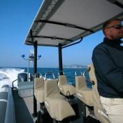 Colnago Marine RIB Ullman Suspension Seats RHIB 30