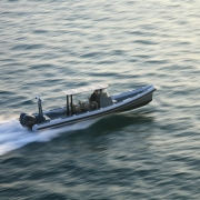 Colnago Marine RIB Ullman Suspension Seats RHIB 32