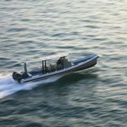 Colnago Marine RIB Ullman Suspension Seats RHIB 32