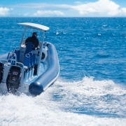 Colnago Marine RIB Ullman Suspension Seats RHIB 9