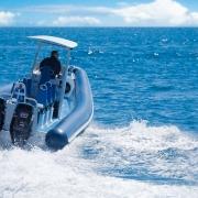 Colnago Marine RIB Ullman Suspension Seats RHIB 9