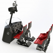 Cockpit layouts