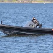 Dahl Naval 24 RHib boat