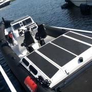 Dahl Naval 27 RHib boat Dahl 27 ove