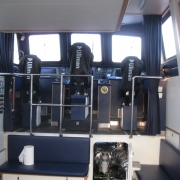All weather rescue boat for italian Coaste Guard Class 300