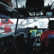 cockpit p42