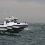 Fisheries Marine Patrol NAIAD 9m