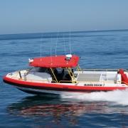 Kirby Marine Naiad Rib Marine  Rescue Rhib 1