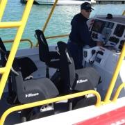 Kirby Marine Naiad Rib Marine  Rescue Rhib 2