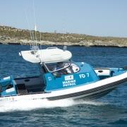 FD7 Fisheries Marine Patrol NAIAD 6.8