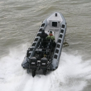 Madera Ribs  Special Forces Troop Transport Boat