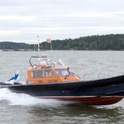 Madera baltic pilot boat