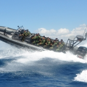 North Sea Boats Boarding Interceptor RIB special operations