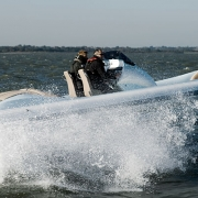 Scorpion Strike 9 meter Mercury Verado 300hp