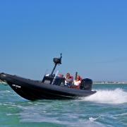 Daytona Crew Suspension seat