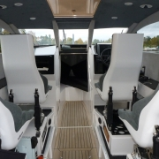 Suspension Boat Seat Daytona Crew