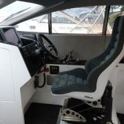 Suspension Boat Seat Daytona Crew