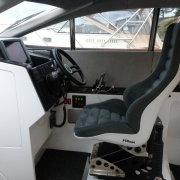 Daytona Crew Suspension seat
