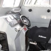 Oman Police Coast Guard Ullman Patrol Seat
