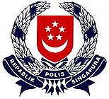 Singapore Police CG
