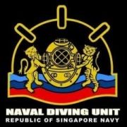 Singapore Naval Diving Unit.