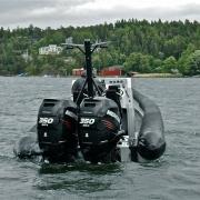 Ring Powercraft 9m Twin Mercury verado sci 350 hp engine