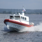 Euroyachting Rybinsk with Atlantic seats
