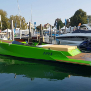 29Runabout green