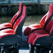 Scorpion Superyacht Tender seats