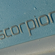 Scorpion Strike 9 meter Mercury Verado 300hp