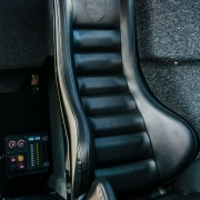 Ullman Daytona Suspension Seat on High Speed Patrol Boat SPIBO - 14
