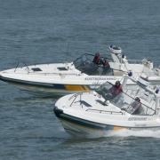 swedish coast guard Interceptor Cobra