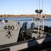sw-task-force swedish coast guard Interceptor