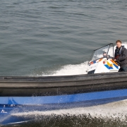 high speed boats for water police