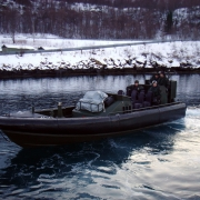 Royal Marines Offshore Raiding Craft