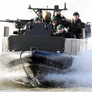 UK Royal Marines Offshore Raiding Craft