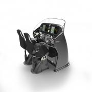 Aerodynamic Console