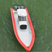 Yellowfin 40 Custom RHIB 03 Ullman Jockey seats