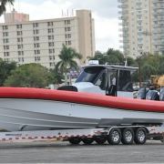 Yellowfin 40 Custom RHIB 05 Ullman Jockey seats