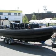 H920 Outboard Commando