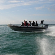 Seariders SRR 870 outboard