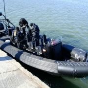 H920 Outboard Commando in Italy