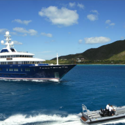 Lurssen northern star - Zodiac Tender-1