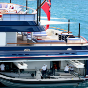 Lurssen northern star - Zodiac Tender-3